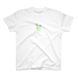 Shuwa-Shawa-Bubbles T-shirts