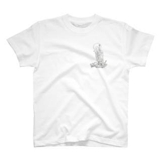 naminori zizo T-shirts