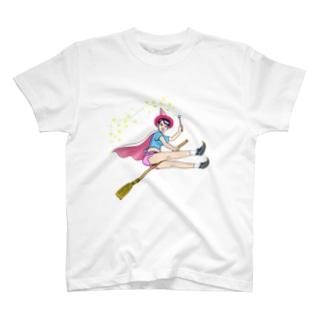HAPPY魔女・宝来なつめ002 T-shirts