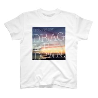 drag me down T-shirts