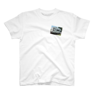 横転T T-shirts