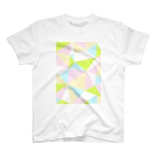 cutting(ダイヤモンド) Tシャツ