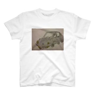 ぼくが描いたコスモスポーツ T-shirts