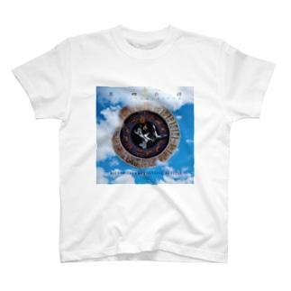 どるたん+しゃあみんOfficial Shopの異郷の詩 T-shirts