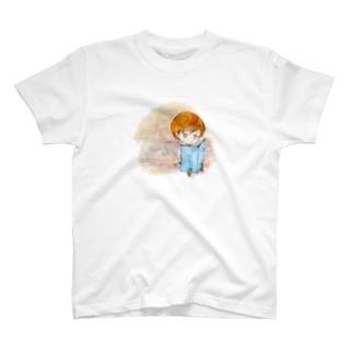 プロングホーン T-shirts