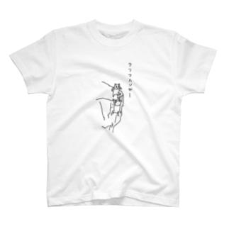 クリフハンガー T-shirts
