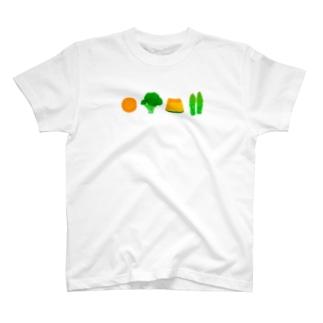 温野菜 T-shirts