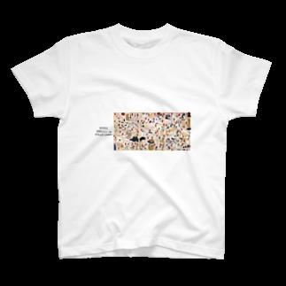dohshinの歌川国芳『 猫飼好五十三疋 』 T-shirts