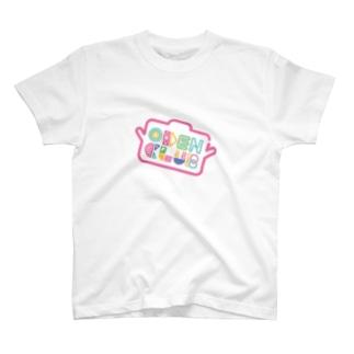 おでんクラブ(4色) T-shirts