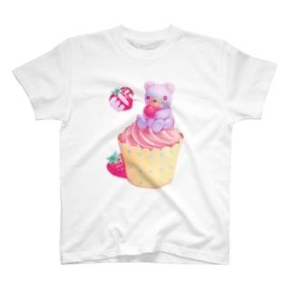 もぐくま T-shirts