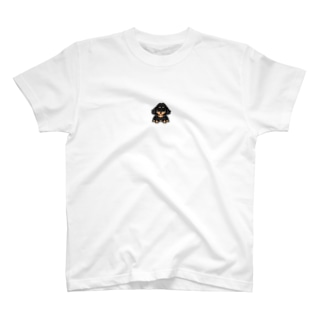 ワンポイントアニマル服 ダックス T-shirts