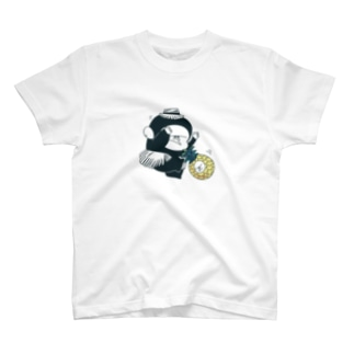MINI BANANA 踊る T-Shirt