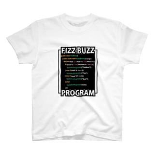 FIZZ BUZZ PROGRAM T-shirts