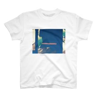 クリームソーダ~おもちゃカメラ~ T-shirts