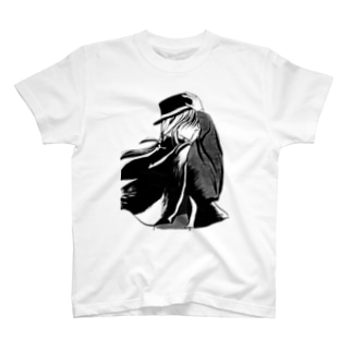 月下追想 T-shirts
