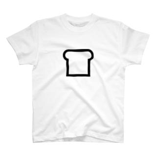 美しい黄金比食パン T-shirts