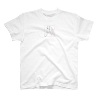 イラスト① T-shirts