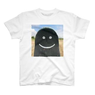 「オバケじゃないよ、スケボーだよ」Tシャツ(主張強めver.) T-shirts