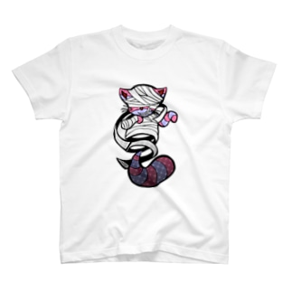 マミーチェシャ T-shirts