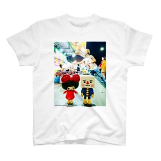 トーフくんとリボンちゃん T-shirts