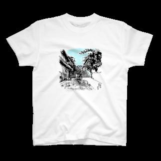 yt19380709の#いくぞ岩田屋  伊香保温泉 T-shirts