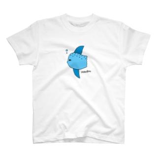 マンボウB(下手な絵) T-shirts