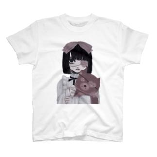 くまさん T-shirts