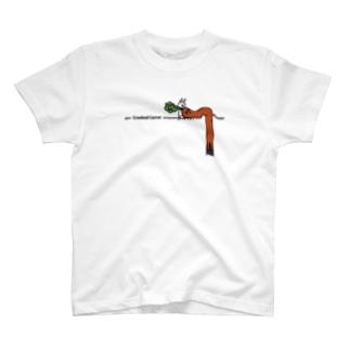 丹精込めたニンジン T-shirts