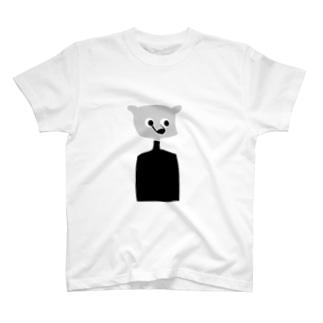日和見熊 T-shirts