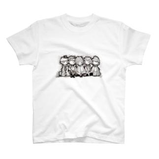 「ぼくらのちいさな井戸」 T-shirts