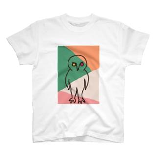 BARN OWL T-shirts
