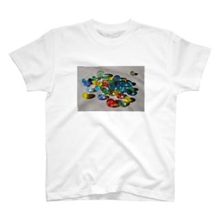 ビーダマ T-shirts