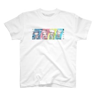 かぐらひりか(動画班 T-shirts