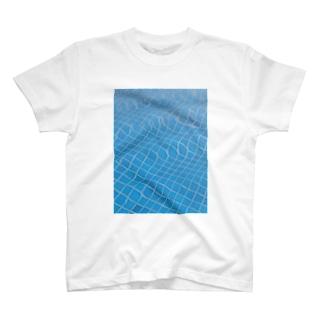 湯船ゆらゆら T-shirts