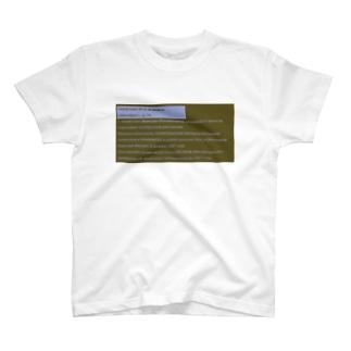 ロシア語Tシャツ2 T-shirts