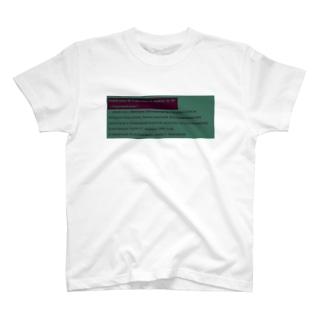 ロシア語Tシャツ3 T-shirts