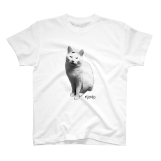 疑いの眼差しモモ T-shirts