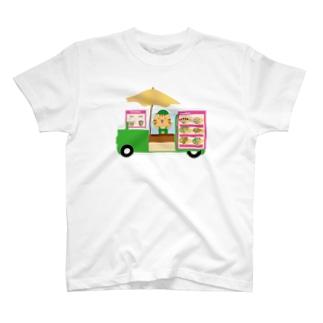 とらねこカフェ T-shirts
