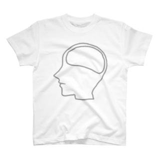 オタクの脳内 T-shirts