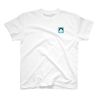 わんぱく顔 T-shirts