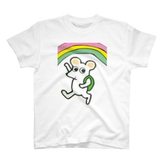 ねずみ T-shirts