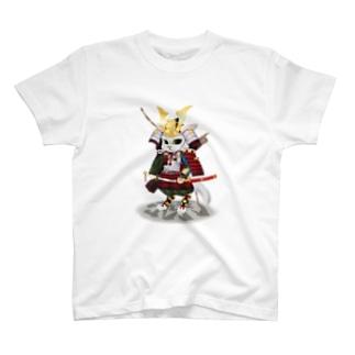 源平戯画 : 源義経 T-shirts