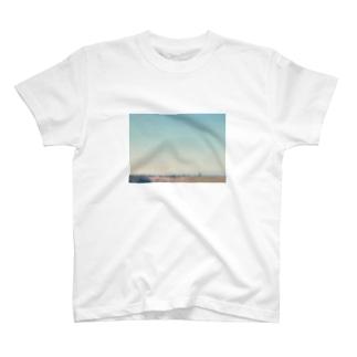 ぼんやりMt.Fuji T-shirts