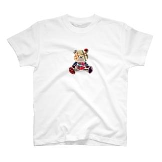 ぼく、くま。 T-shirts