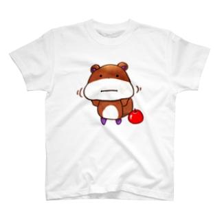 もぐもぐくうちゃん T-shirts