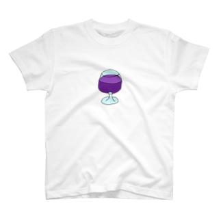 お家の隅で〜ネズミショップ〜のジュース T-shirts
