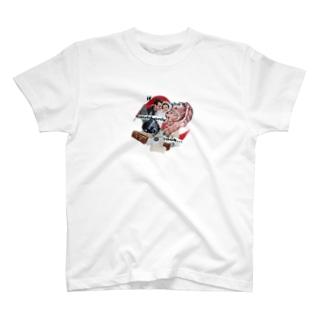 if she  T-shirts