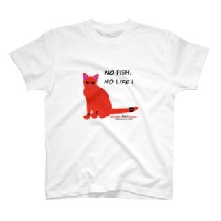 RossoくんTシャツ T-shirts