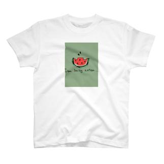果汁9% T-shirts