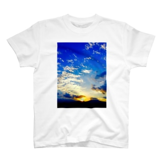 Day sunset T-shirts